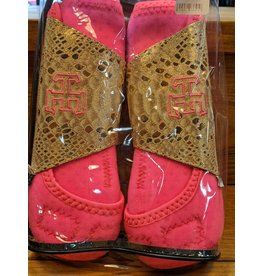 Team Equine Team Equine Hot Pink Support Boots