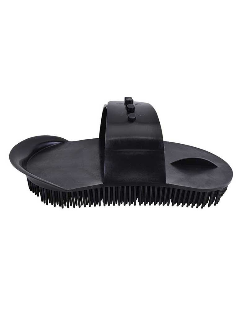 Large Curry Comb with Strap