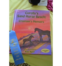 Childs Book:Corolla's Sand Horse Beach