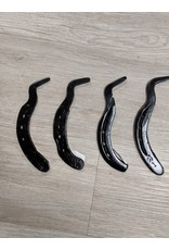 Horseshoe Picks Black