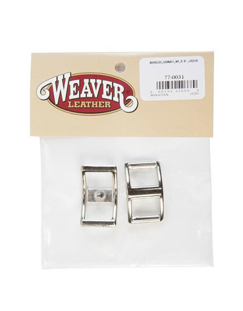 Weaver Leather Conway Buckles