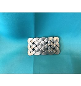 Irish Celtic Knot Belt Buckle AS