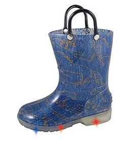 Smoky Mountain Boots Starlight PVC Boot With Lights