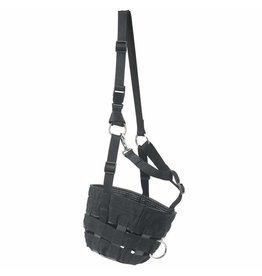 EQUIESSENT EQ Comfort Adjustable Muzzle Black Pony