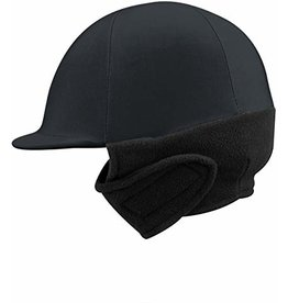 Perri's Winter Helmet Cover Blk
