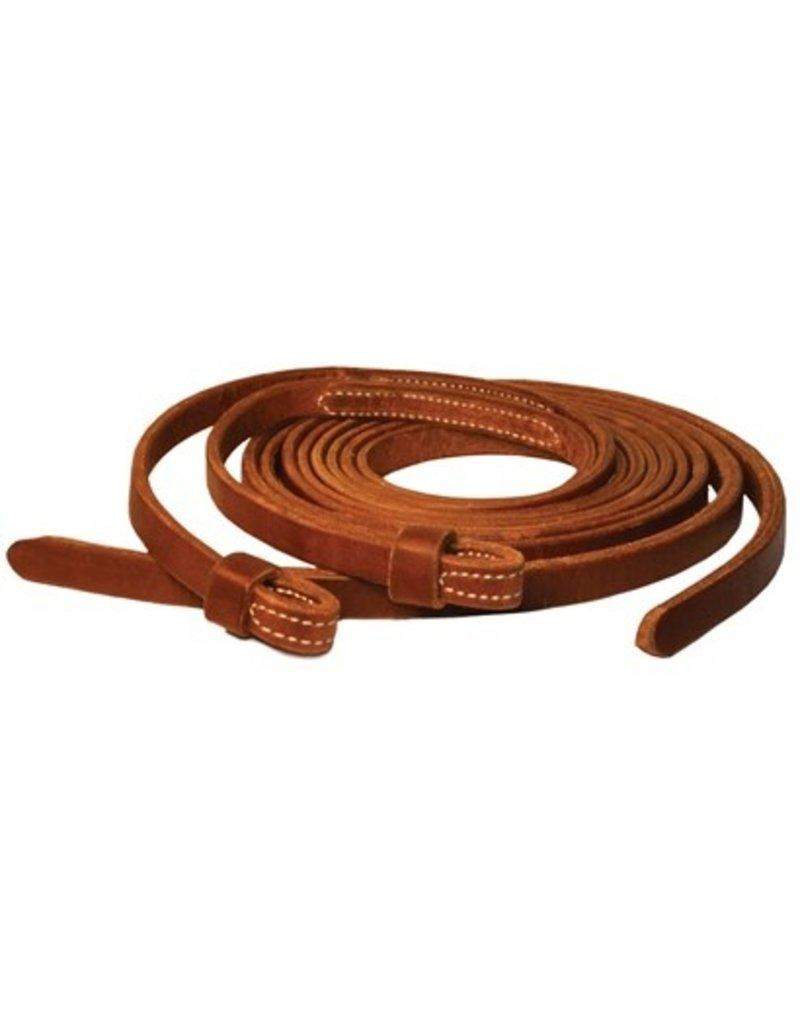 Perri's Western Leather Reins Tie End 8'