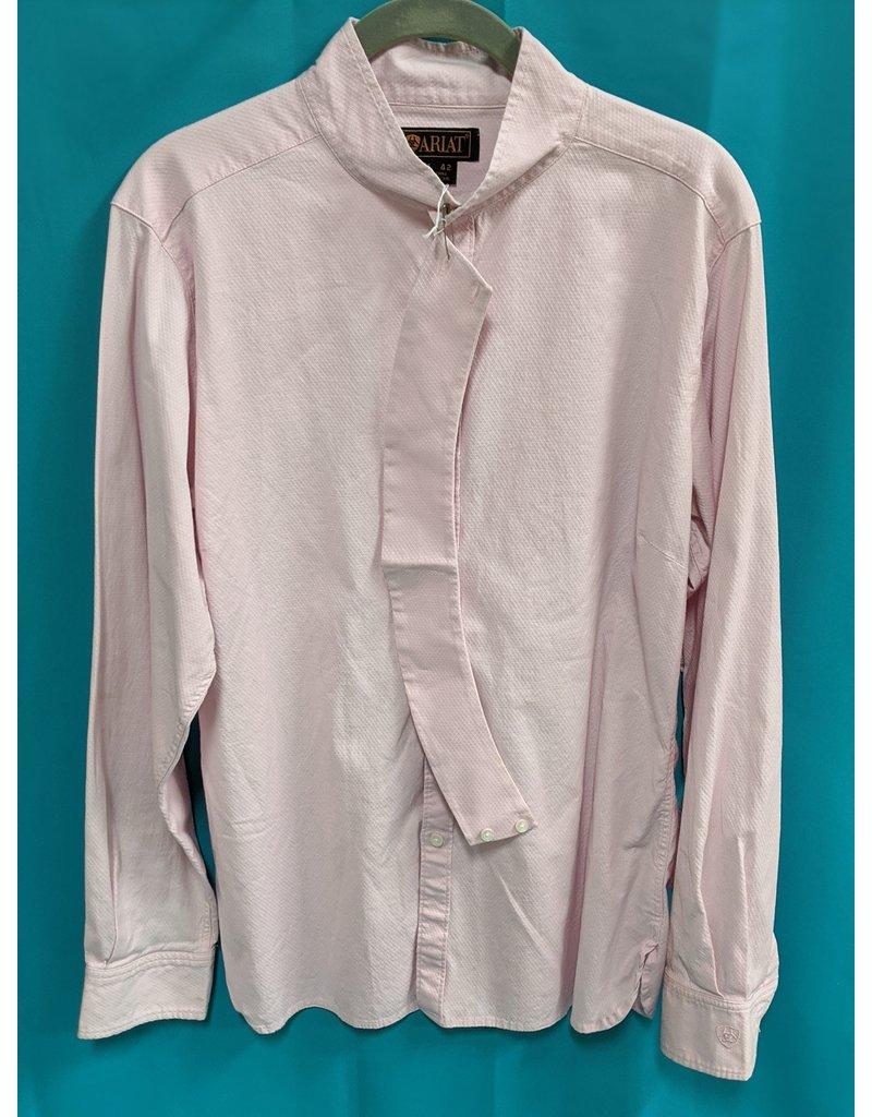 Ariat Ariat Show Shirt Pink 42