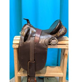 "OutbackSaddlery Outback Saddlery Aussie Saddle 14"" seat"