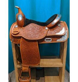 "Circle Y Show Saddle 16"""