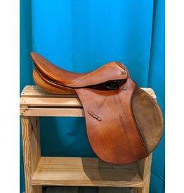 "Vintage Stubben Siegfried Extra All Purpose Saddle 19"" Seat"