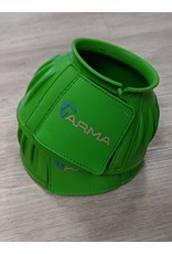Arma Arma Bell Boots Pony Green