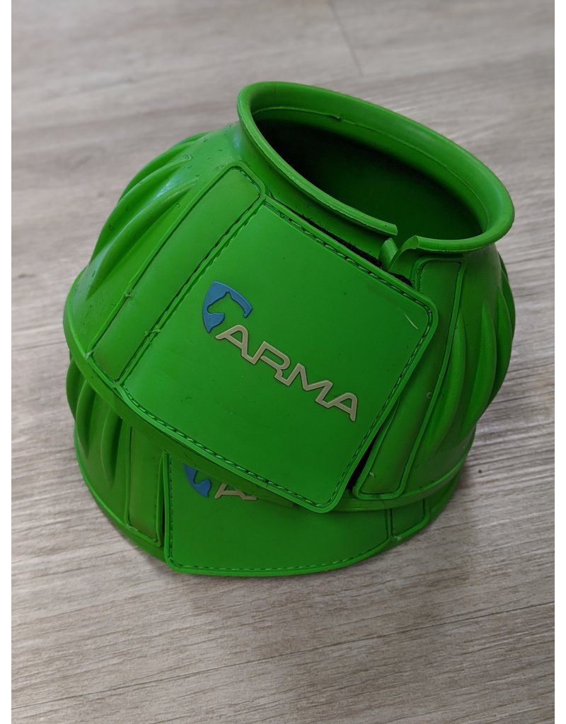 Arma Arma Bell Boots Full Green