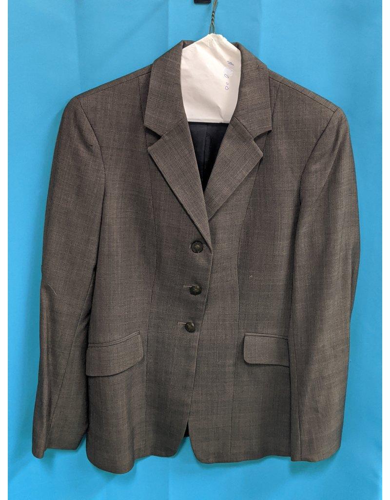 Pytchley Show Coat Brn/Blk Plaid