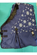 """86"""" StormShield Contour Collar Limited Edition Snowflake 1200D NWT"""