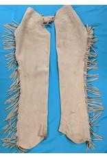 Hobby Horse Chaps Tan XL w/ Stretch Zipper