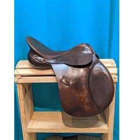 """17.5"""" Kings-Norton AP Saddle 4.5"""""""