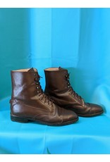Millers Harness Co. Paddock Boots Brown 11