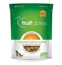 Fruitables Baked Dog Treats Pumpkin/Apple