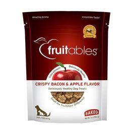 Fruitables Baked Dog Treats Bacon/Apple