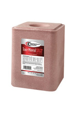 Salt Block Trace Mineral 50lb Red