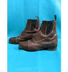 Ariat Paddock Boots Brown Ladies 7