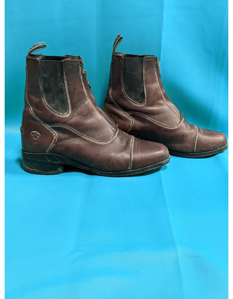Ariat Paddock Boots Brown Ladies 7