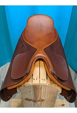 "21"" Whitman Cut Back Saddle"