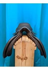 """17"""" Medium Weaver English Saddle"""