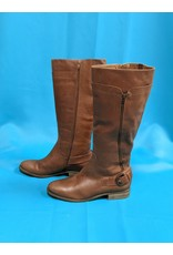 Brown Riding Style Boots Sz 8M