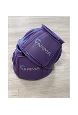 Arma Arma Bell Boots Full Purple