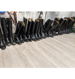 English Tall Boots Various Sizes Used