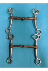 Copper Tom Thumb Snaffle
