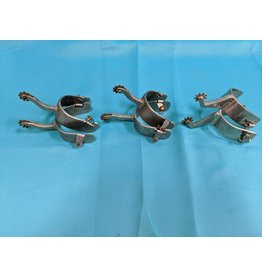 Assorted Western Rowel Spurs (Sets of 2)