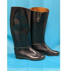 Adult Rubber Tall Barn Boots 9
