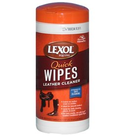 Lexol Quick-Wipes Leather Cleaner