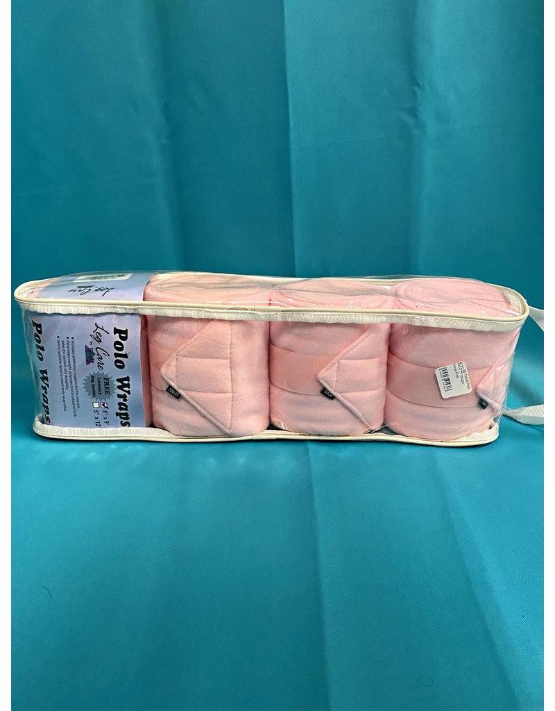 Toklat Polo Wraps Horse Pink
