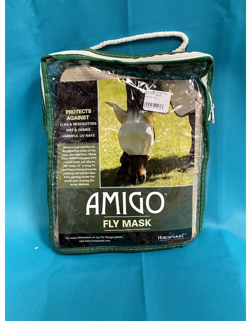 Amigo Fly Mask w/Ears Full
