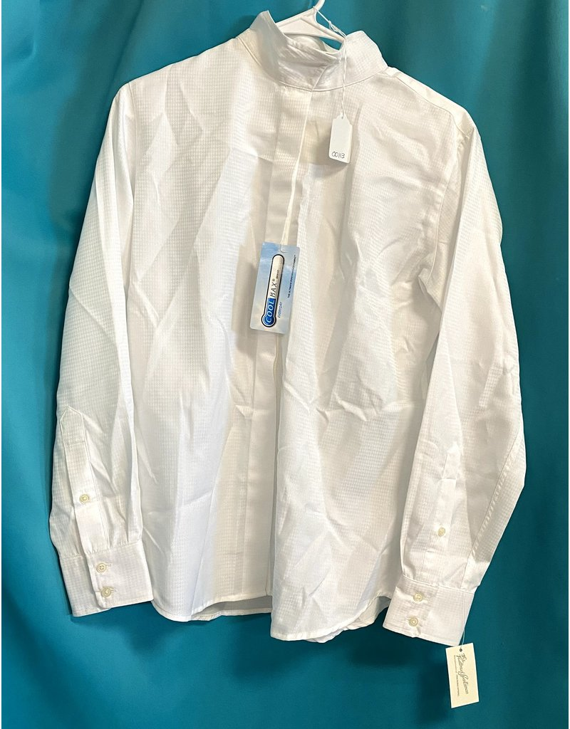 Tailored Sportsman Show Shirt  White Size 8/38