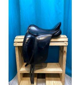 "Albion Original Comfort Saddle  17"" Narrow Med"