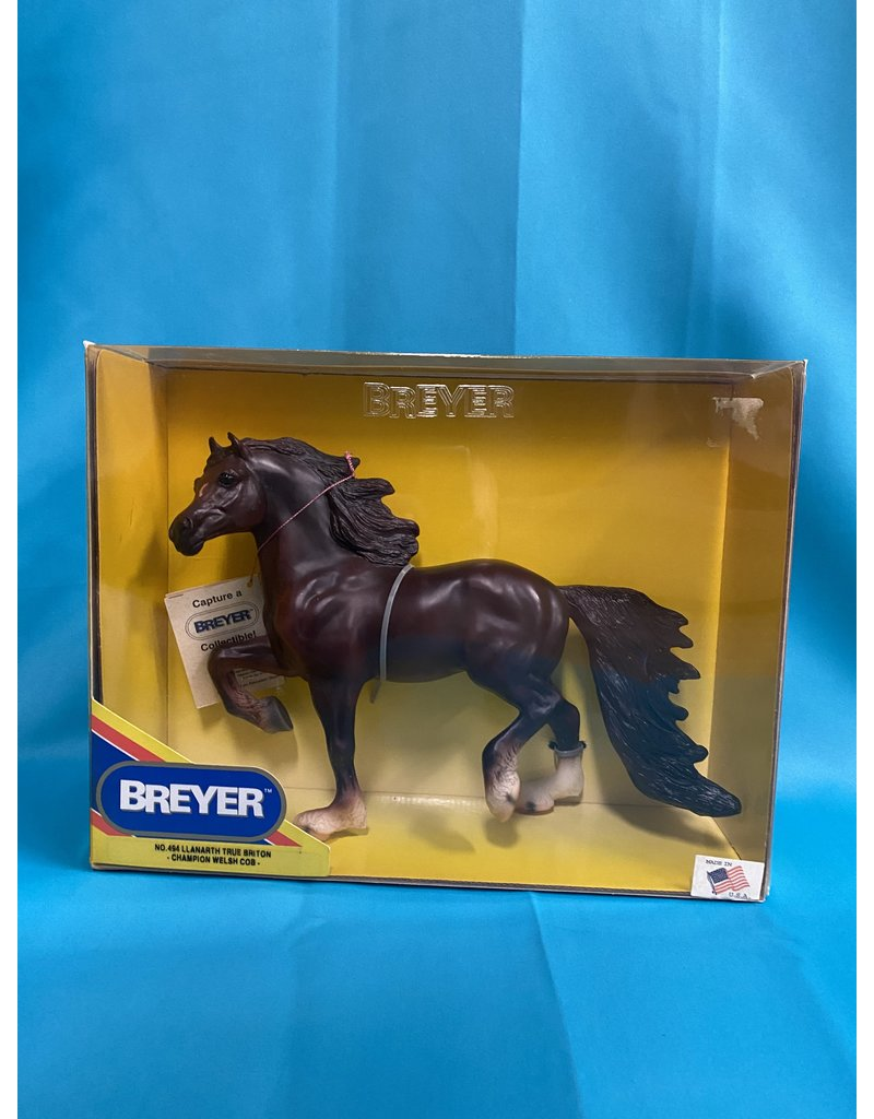 Breyer Breyer Llarnath True Britton #494