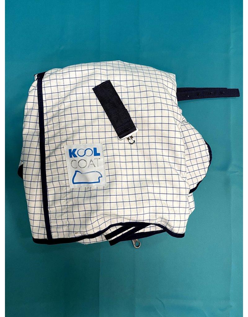 Kool Coat Blue/White Stable Sheet 69'