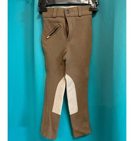 Ride Up Child's Jod Brown Size 2