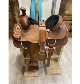 Double C Roping Saddle 16 inch