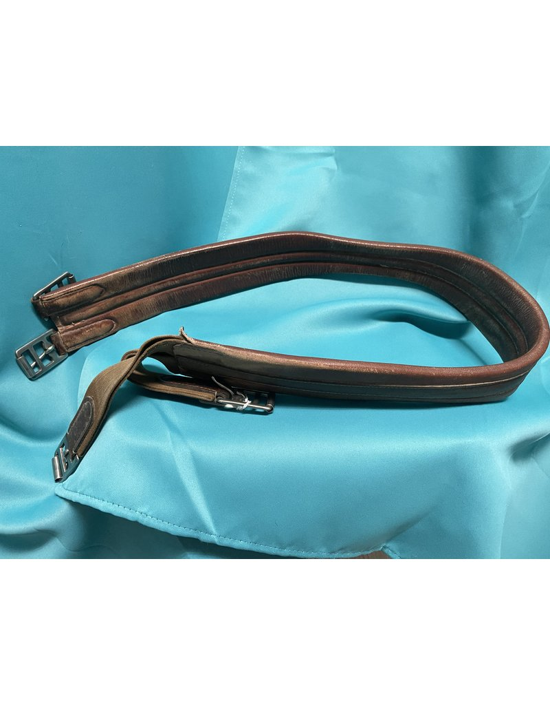 """Brown Leather Girth 50"""""""