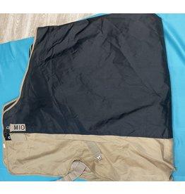 """Mio 81"""" Mio Med Weight Blanket Black w/Tan"""