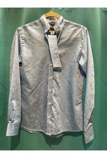 RJ Classics Blue Show Shirt LS size 38