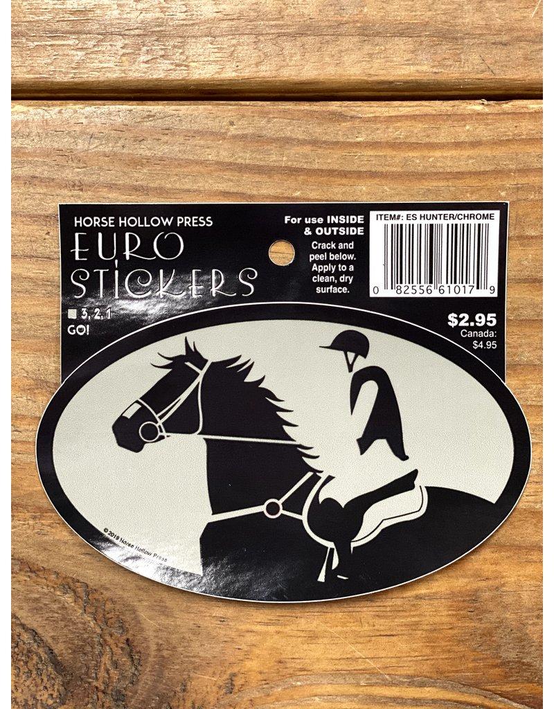Horse Hollow Press Starting Box Sticker