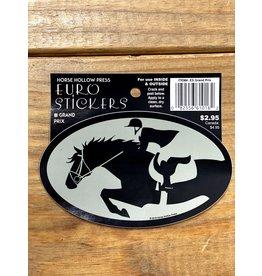 Horse Hollow Press Grand Prix Sticker