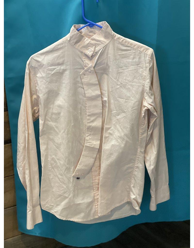 LS Women's Show Shirt Peach Size32