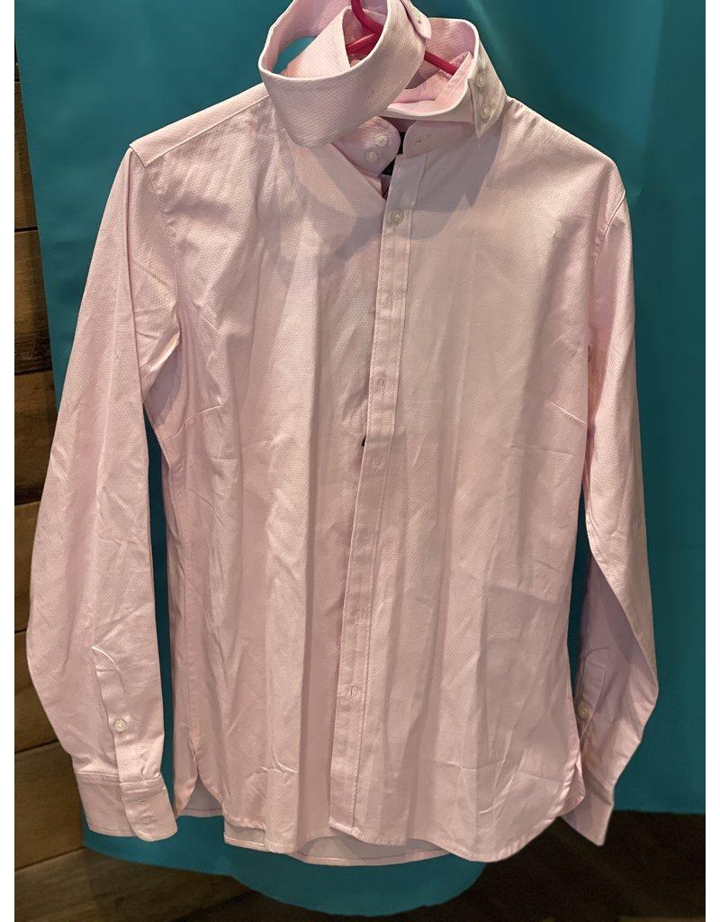Ariat Ariat Victory Women's Show Shirt LS Pink Size36